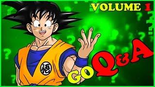 ASK GOKU QUESTIONS! - GoQ&A | MasakoX of TeamFourStar