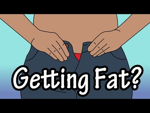 Why do we get fat Why do we gain weight as we get older?