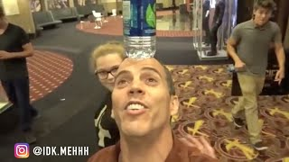 Steve- O In David Dobriks Vlog!