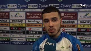 Video Gol Pertandingan PEC Zwolle vs SC Heerenveen