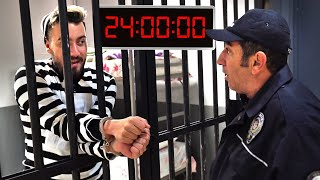 We stayed in prison for 24 hours (Spending a Day)