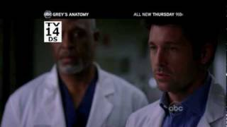 "Grey's Anatomy 6x16 ""Perfect Little Accident"" Promo #2 : Perfect Accident"