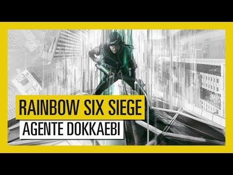 Tom Clancy's Rainbow Six Siege - White Noise : Agente Dokkaebi