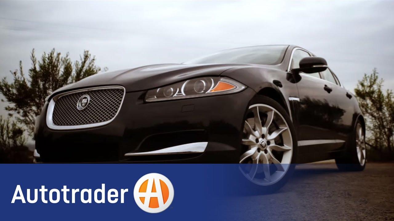 2013 Jaguar Xf Luxury Sedan New Car Review Autotrader Youtube