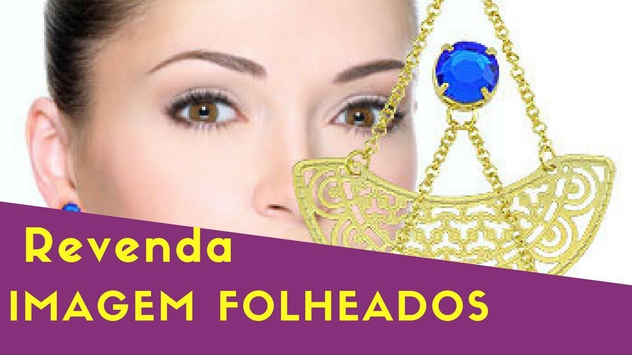 BIJUTERIAS FINAS IMAGEM FOLHEADOS SEMI JOIAS COM PREÇO DE FABRICA