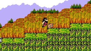 """Fire Bird"", ""Hi no Tori - Houou Hen - Gaou no Bouken"" NES,Dendy прохождение [103]"