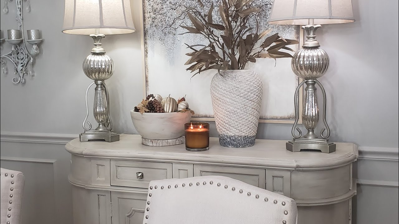 THRIFT FLIP HOME DECOR /DECORATE WITH ME/DINING ROOM AND ENTRY HALL. POTTERYBARN INSPIRED