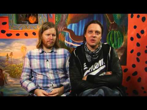 ARTE Tracks: Arcade Fire asked about David Bowie  (18.01.2014)