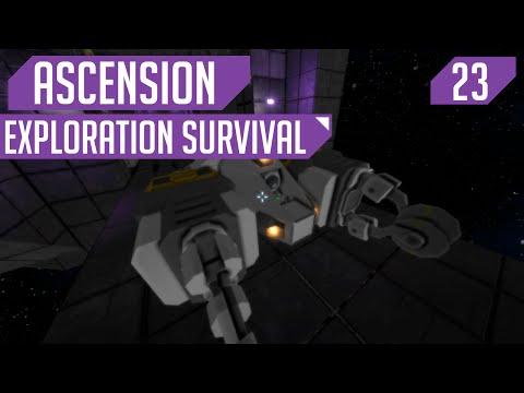 [#23] Sara! (Ascension: Exploration Survival)