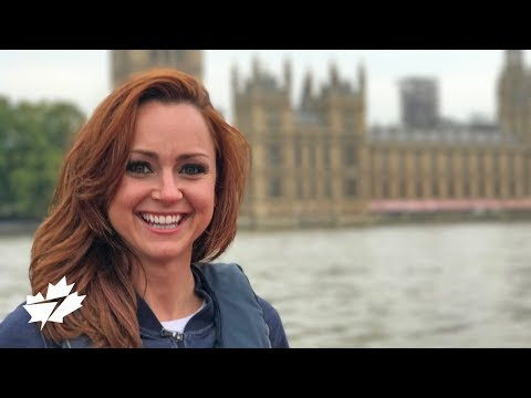 Explore London with Kate Beirness | WestJet