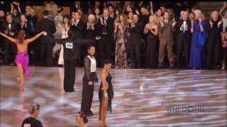2008 International Latin Group Dances