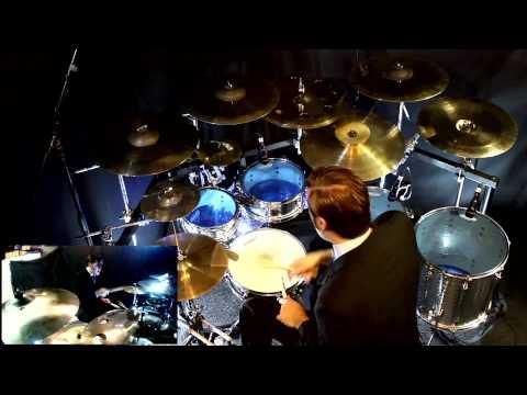 Robert Palmer - Simply Irresistible (drum cover)