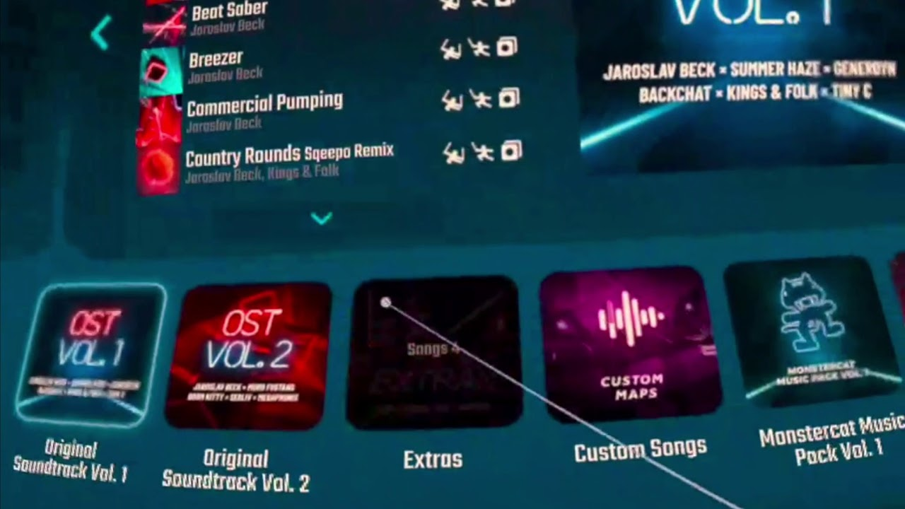 BeatOn: Pure modding magic comes to Beat Saber on the Oculus Quest