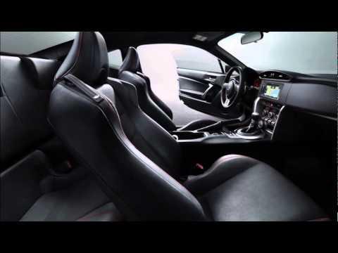 2016 Subaru Brz Interior Youtube