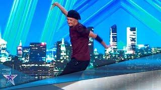 Es RUSO, tiene 56 AÑOS y vas a FLIPAR al ver cómo BAILA | Audiciones 6 | Got Talent España 5 (2019)