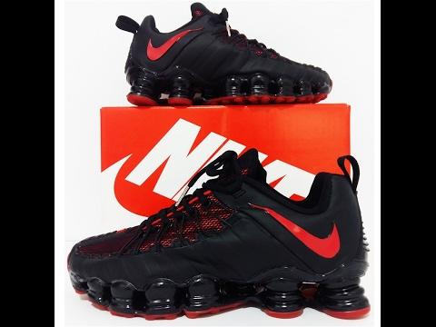 659837cc9d2 Tenis Nike Shox Total 12 Molas Original+caixa + Frete Grátis - YouTube