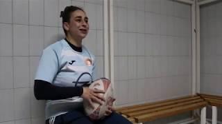 20190112 Tania Incinillas El Salvador vs Pingüinas Rugby Burgos