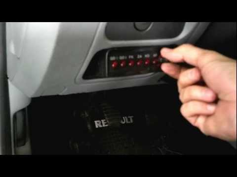 100W Vehicle Bull Horn Loud Speaker and Siren System - 6 Sounds