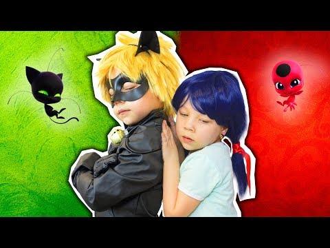ТАЙНА РАСКРЫТА! Маринетт и Адриан УЗНАЛИ друг друга! Песня Леди Баг и Супер-Кот!