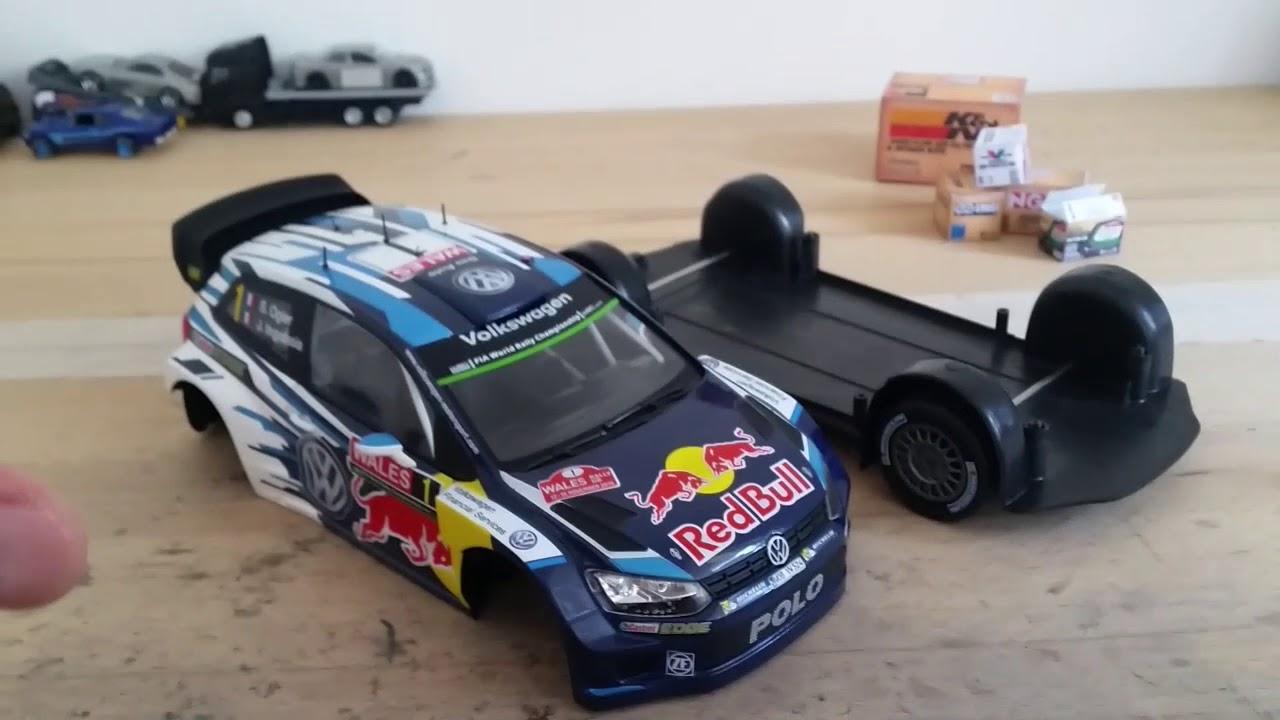 Volkswagen Polo WRC - Altaya 1:18 scale Diecast Sealed ...