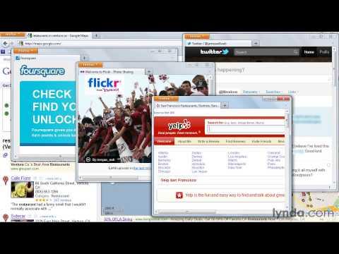 Lynda com   HTML5 Structure, Syntax, and Semantics 03