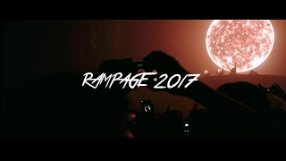 RAMPAGE 2017 - Sony RX100 V Low Light & 100fps Slow-Motion