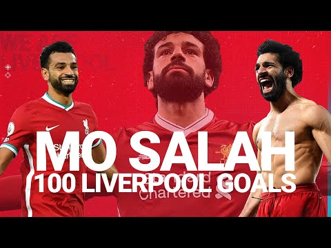 Mo Salah's 100 Liverpool goals | Chelsea screamer, Man Utd celebration & penalty in Madrid