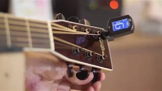 Cách Thay Dây Và Vệ Sinh Đàn Guitar Chuẩn - Guitarine