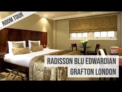 Radisson Blu Edwardian Grafton London Room Tour