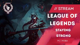 League of Legends | Fighting for Silver IV