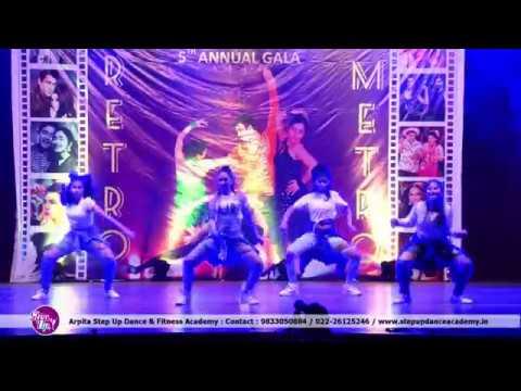 Pyar Hua Iqrar Hua | 5th Annual Gala 2017 | Arpita Step Up Dance & Fitness Academy