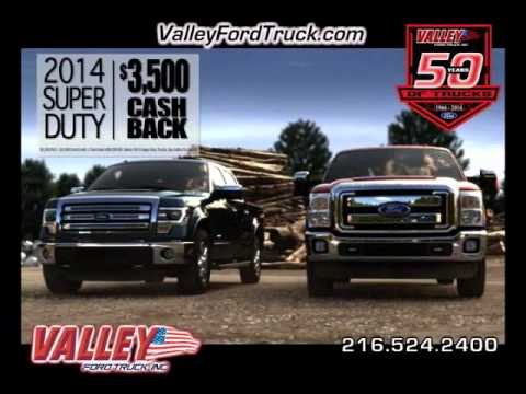 Valley Ford Truck Super Duty sale