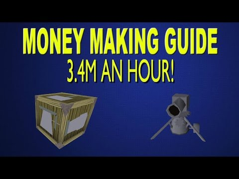 OSRS - 3.4M an hour! Money Making Guide