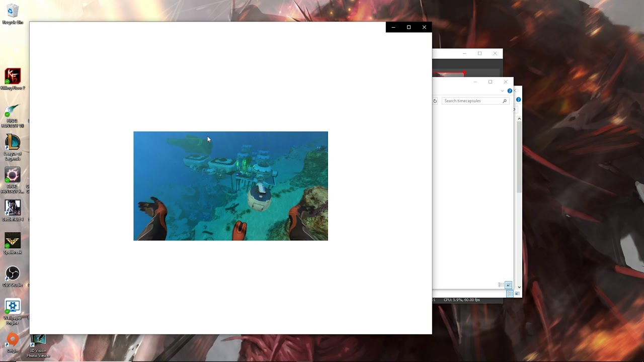 Subnautica Save File Transfer Help (Epic Games)