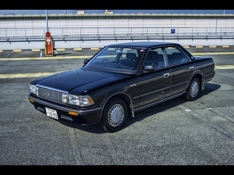1990 Toyota Crown Super Select w/ manual gearbox - BaT Auction