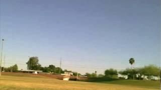 Parkzone T28 Trojan FPV - May 3, 2010
