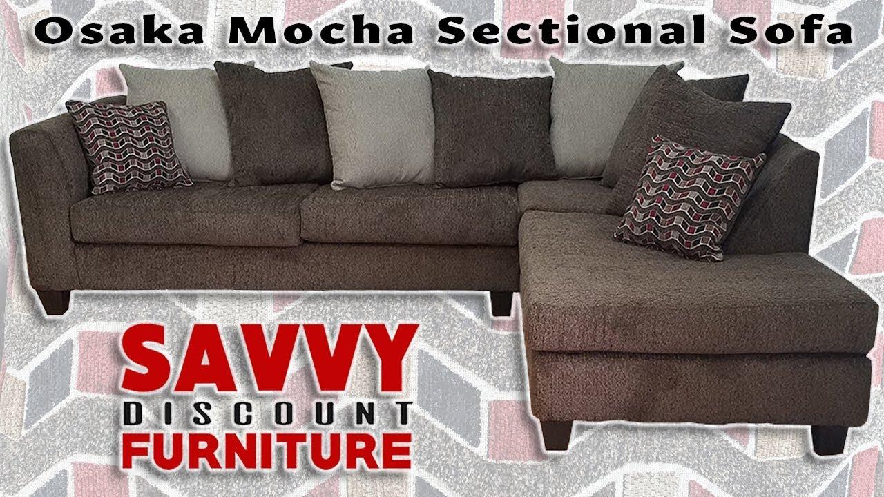 Delta Osaka Mocha Sectional Sofa You