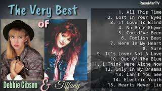 The Very Best of Tiffany & Debbie Gibson | Non-Stop Playlist