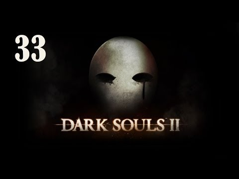 Let's Platinum Dark Souls 2 part 33 - Boss Smelter Demon with Lucatiel