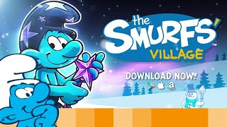 Smurfs' Village: Christmas Update • I Puffi