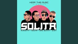 Solita (feat. Bad Bunny, Wisin & Almighty) thumbnail
