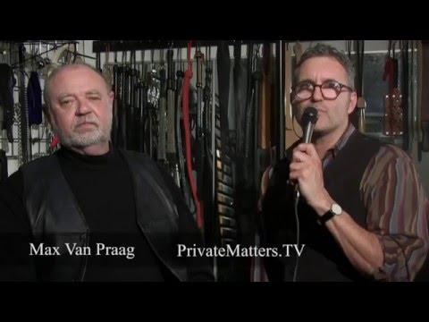 Max Van Praag in Dialogue With Galen Fous, Part 2
