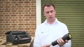 Drone Defence - Introduction to the Net Gun X1
