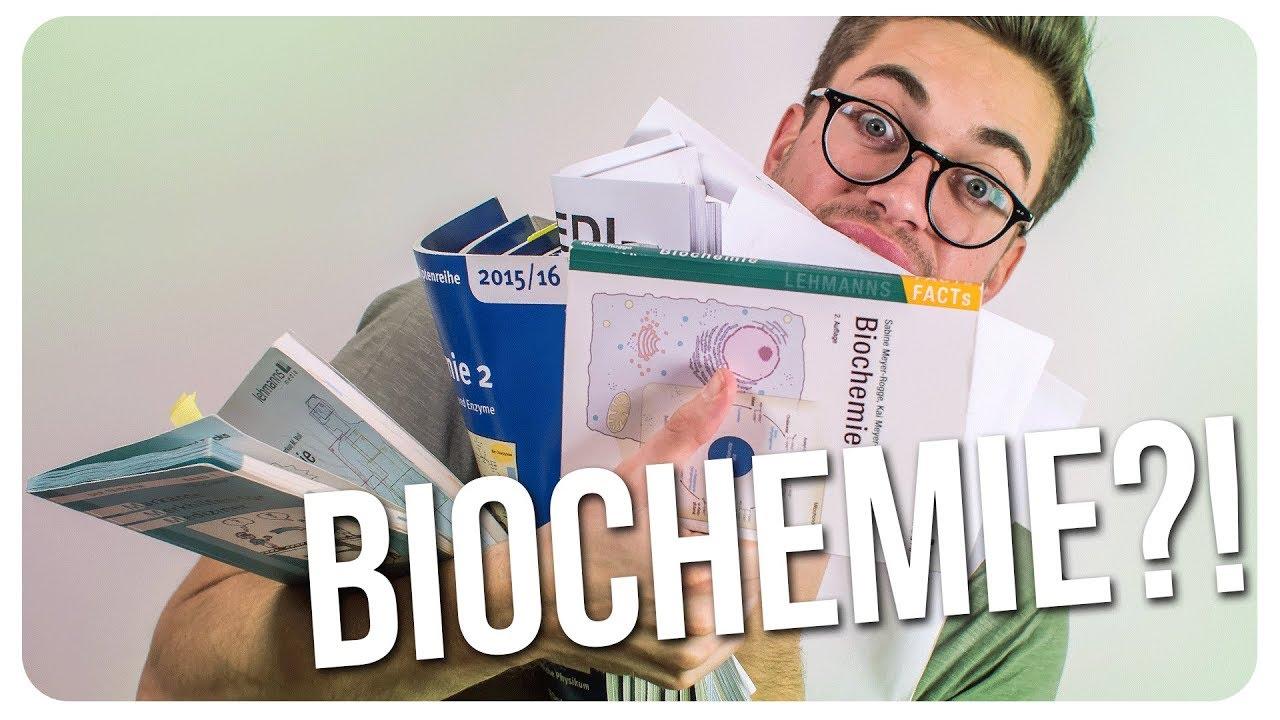 Medizinstudium – 3 Fakten zur Biochemie – ein unnötiges Fach?! - Doc ...