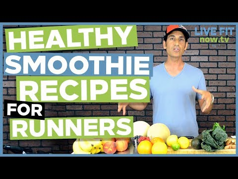 Healthy Smoothie Recipes for Runners