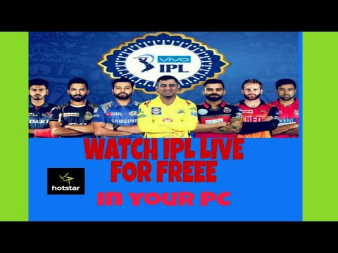 Watch Live IPL 2019 On Laptop/PC | How To Watch IPL Live On PC Free | VIVO IPL 2019 Live