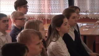 Ролик - урок Степановой И.А. учителя изобразительного искусства и МХК