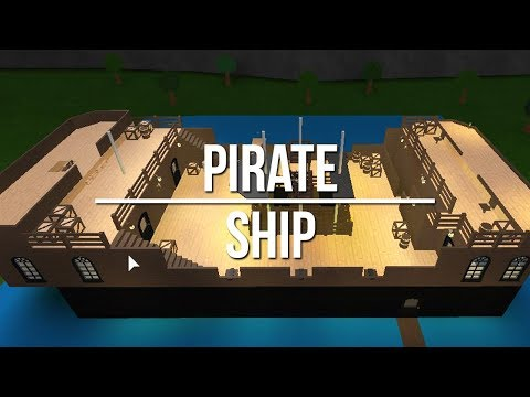 ROBLOX | Welcome to Bloxburg: Pirate Ship