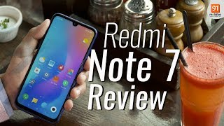 Redmi Note 7 Hindi Review: Should you buy it in India?[Hindi हिन्दी]