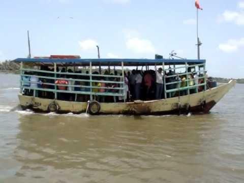 Marve Beach/ Gorai Creek Ferry Ride To Esselworld Water Kingdom, Mumbai